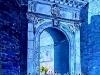 Porta Capuana ( Napoli Italia)
