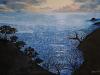 Mare al tramonto. Anno 2010