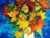 Foglie d'autunno. Anno 2010