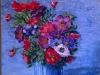 364 anno 1980 circa. Composizione floreale