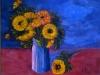 362 anno 1980 circa. Composizione floreale.