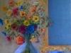 Foulard blu. Anno 1985