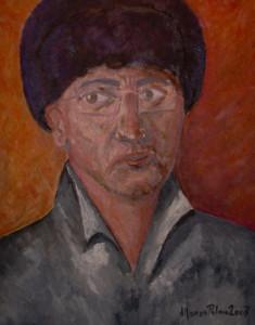 Maestro Alfonso Palma - Autoritratto